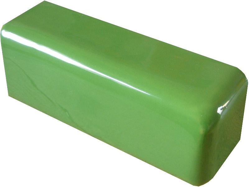 Zakonczenie, gzyms rogowy zielone