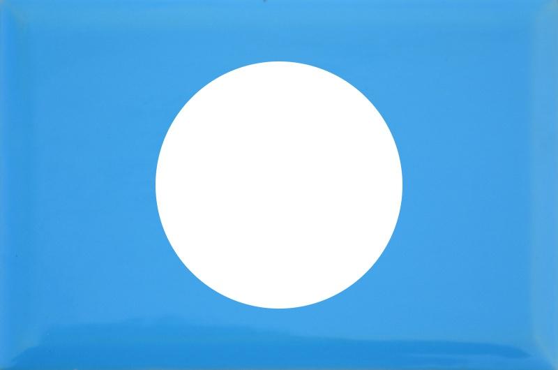 Kafel pod korek niebieski