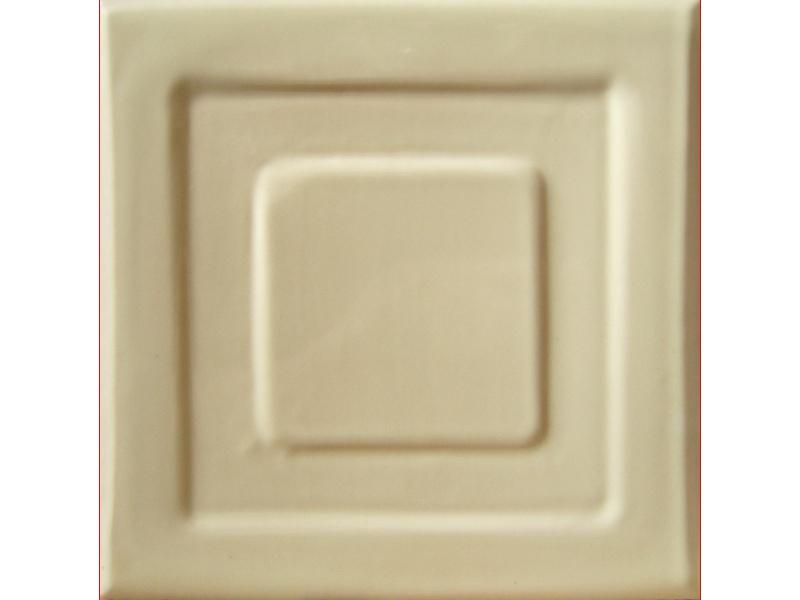 Kafle ekri z wzorem pasek kwadratu