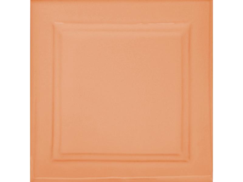 Kafle bezowe z wzorem duzy kwadrat