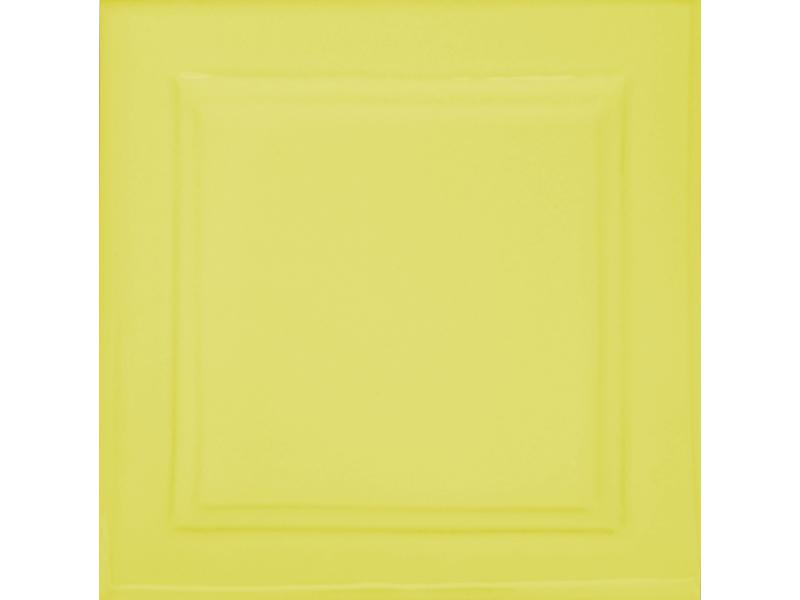 Kafle miodowe z wzorem duzy kwadrat