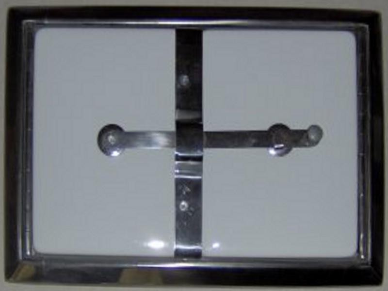 Drzwiczki pojedyncze emaljowane