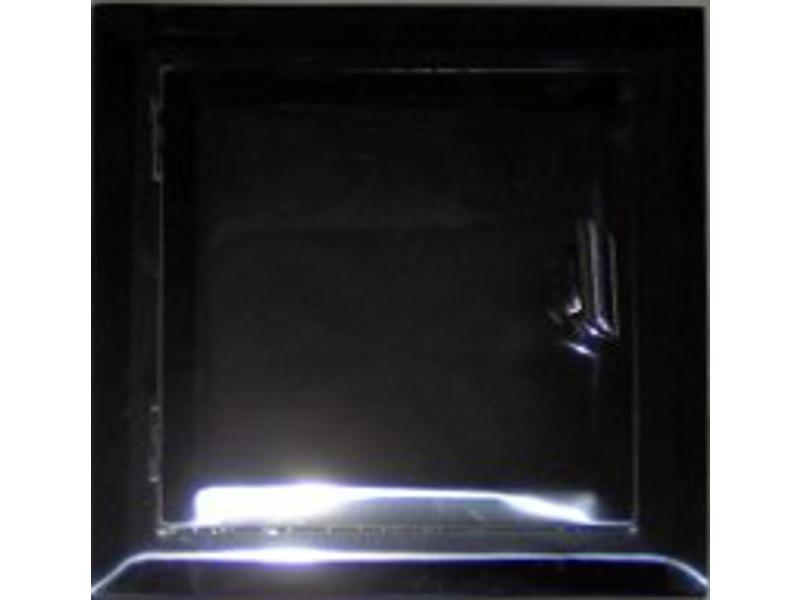 Drzwiczki wyciorowe 14x14 chromo-nikiel