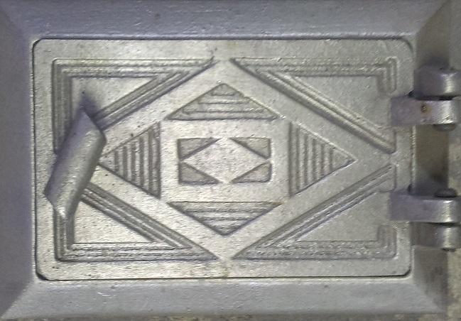 Drzwiczki wyczystki aluminiowe 14x14