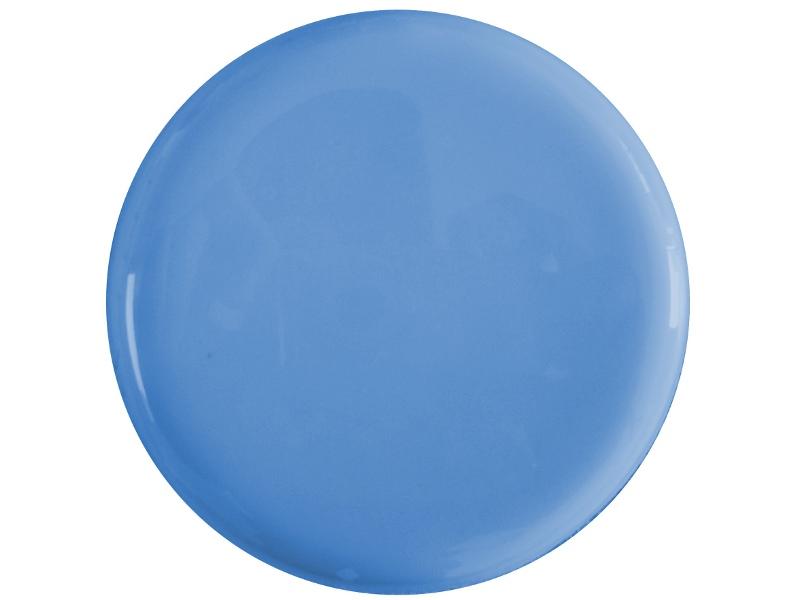 Kafel korek, rozeta niebieski