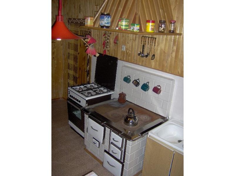 Kuchnia wolnostojaca biala nr 2